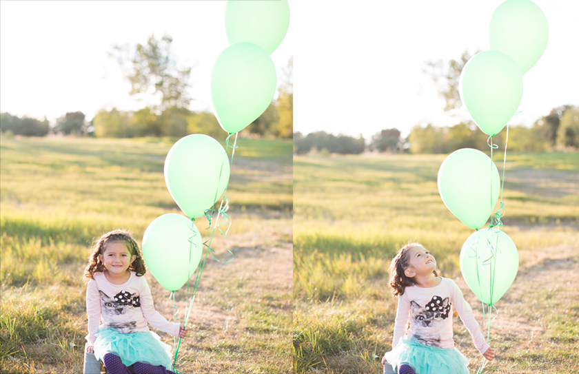 balloons, photography, kids photos, family portraits, meagan baker photography