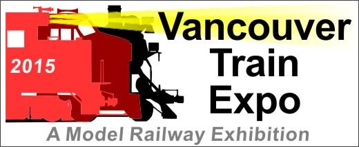2015 Vancouver Train Expo Logo