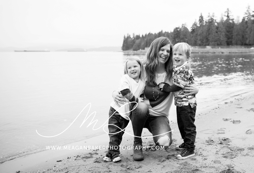 meagan baker photography, vancouver family photography, fall family photos, twin portraits, families with twins, English Bay Photos_0011